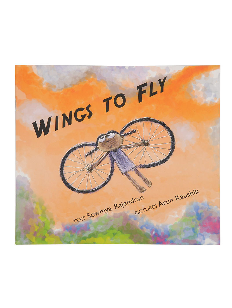 Wings to Fly - by Sowmya Rajendran